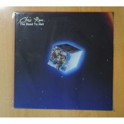 CHRIS REA - THE ROAD TO HELL - LP