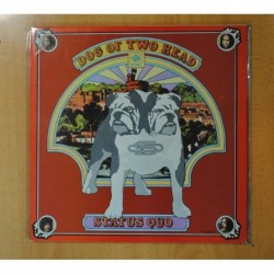 STATUS QUO - DOG OF TWO HEAD - GATEFOLD - LP