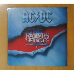 AC/DC - THE PAZORS EDGE - LP