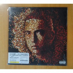EMINEM - RELAPSE - LP