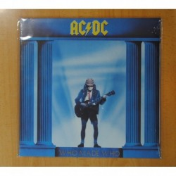 AC/DC - WHO MADE WHO - LP