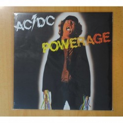 AC/DC - POWER AGE - LP