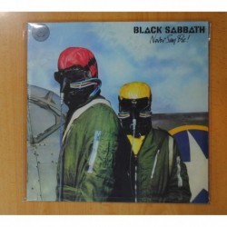 BLACK SABBATH - NEVER SAY DIE! - LP