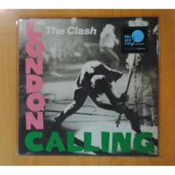 THE CLASH - LONDON CALLING - LP