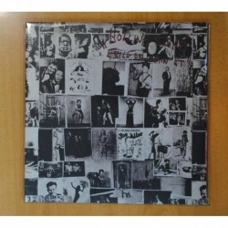 THE ROLLING STONES - EXILE ON MAIN 8T - LP