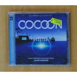 JAMES HORNER - COCOON - CD