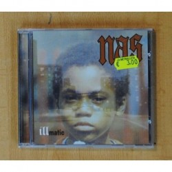 NAS - ILLMATIC - CD