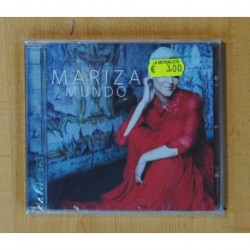 MARIZA - MUNDO - CD
