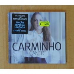 CARMINHO - CANTO - CD