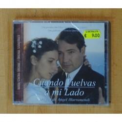 ANGEL ILLARRAMENDI - CUANDO VUELVAS A MI LADO - BSO - CD