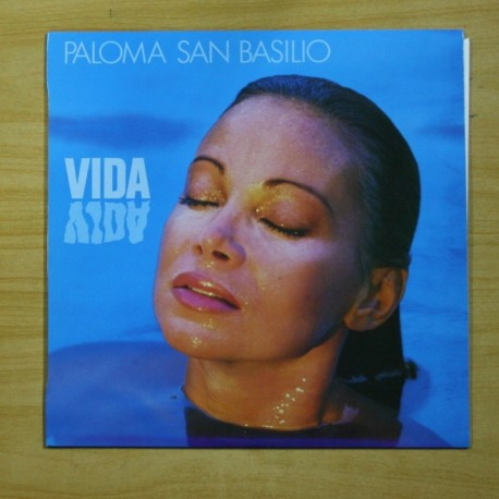 PALOMA SAN BASILIO - VIDA - LP
