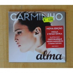 CARMINHO - ALMA - CD