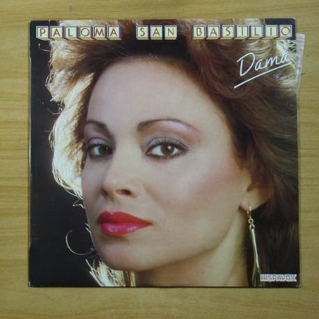 PALOMA SAN BASILIO - DAMA - LP