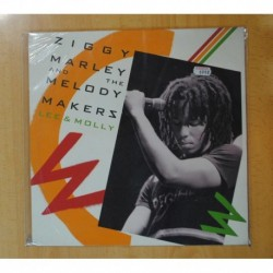 ZIGGY MARLEY AND THE MELODY MAKERS - LEE & MOLLY - MAXI