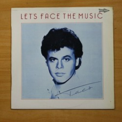 TACO - LET´S FACE THE MUSIC - LP