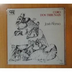 JOSE AFONSO - CORO DOS TRIBUNAIS - GATEFOLD - LP