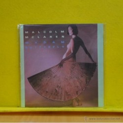 MALCOLM MCLAREN - MADAM BUTTERFLY - SINGLE