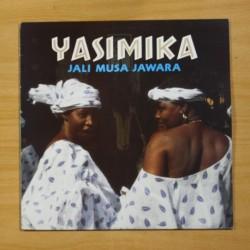 JALI MUSA JAWARA - YASIMIKA - LP