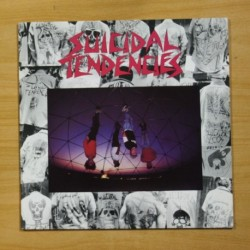 SUICIDAL TENDENCIES - SUICIDAL TENDENCIES - LP
