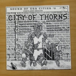 VARIOS - CITY OF THORNS - LP