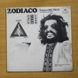 PROFESOR: IVAN TRILHA - ZODIACO - LP