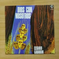 CESAREO GABARAIN - DIOS CON NOSOTROS - LP