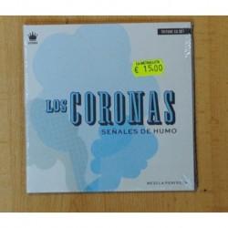 LOS CORONAS - SEÑALES DE HUMO - CD