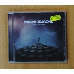 IMAGINE DRAGONS - NIGHT VISIONS - CD