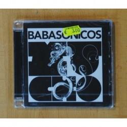 BABASONICOS - MUCHO - CD