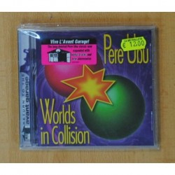 PERE UBU - WORLDS IN COLLISION - CD