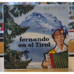 FERNANDO - FERNNDO EN EL TIROL - SINGLE