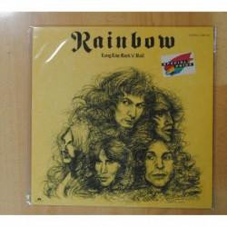 RAINBOW - LONG LIVE ROCK N ROLL - LP