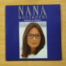NANA MOUSKOURI - CONCIERTO EN ARANJUEZ - GATEFOLD - 2 LP