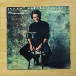 JOHNNY MATHIS - FEELINGS - LP