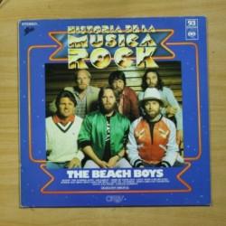 THE BEACH BOYS - HISTORIA DE LA MUSICA ROCK - LP
