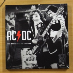 AC DC - THE BROADCAST COLLECTION - BOX 3 LP