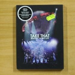 TAKE THAT BEAUTIFUL WORLD LIVE - DVD