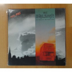 THE BOLSHOI - SUNDAY MORNING + VINILO TRANSPARENTE - MAXI