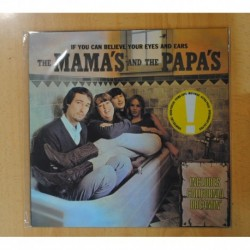 THE MAMA S AND THE PAPA S - IF YOU BELIEVE YOUR EYES AND EARS - LP