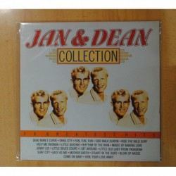 JAN & DEAN - JAN & DEAN COLLECTION - LP