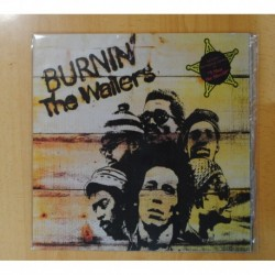 THE WAILERS - BURNIN - LP