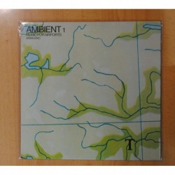 BRIAN ENO - AMBIENT 1/ MUSIC FOR AIRPORTS - LP