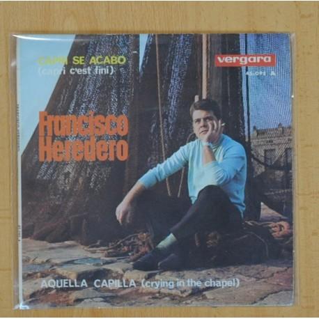 ECOS DE LAS MARISMAS - SUEÑO DE AMOR - LP [DISCO VINILO]