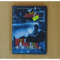 BRUCE SPRINGSTEEN AND THE E STREET BAND - BLOOD BROTHERS - DVD