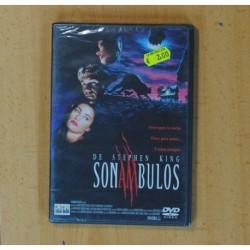 STEPHEN KING - SONAMBULOS - DVD