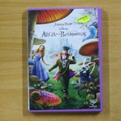 ALICIA EN EL PAIS DE LAS MARAVILLAS - DVD