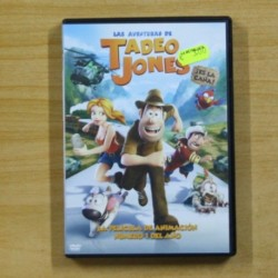 LAS AVENTURAS DE TADEO JONES - DVD