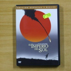 STEVEN SPIELBERG - EL IMPERIO DEL SOL - DVD