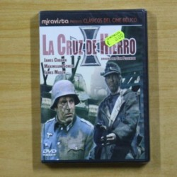 LA CRUZ DE HIERRO - DVD