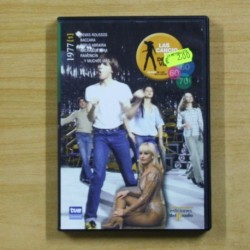 LAS CANCIONES DE TU VIDA - 1977 - DVD